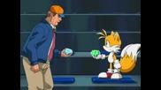Sonic X Season 1 Ep10 Unfair Ball