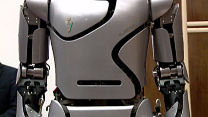 Iranian project Surena unveils new humanoid robot