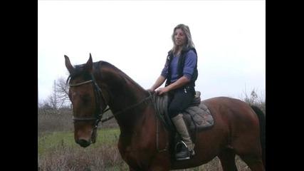 Моята страст - конете! Васи