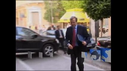 Гърция поиска глътка въздух от еврозоната