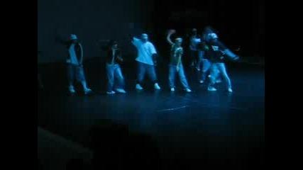 Основна Група Варна - Рап Танц
