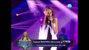 Кристина Дончева- Големите надежди 1/4-финал - 07.05.2014 г.