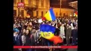 В Румъния не стихват протестите /07.11.2015г./
