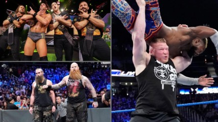¡Regresa Luke Harper, Brock Lesnar y The Undisputed Era domina NXT!: Lo Mejor de WWE