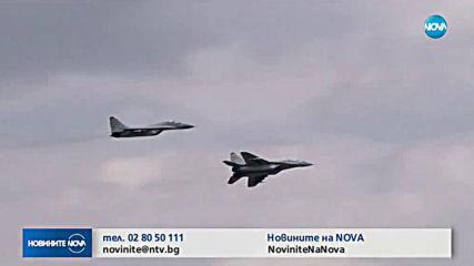 "3-часово авиошоу в небето над ""Граф Игнатиево"""