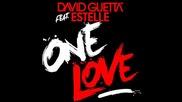 David Guetta Ft. Estelle - One Love (chuckie amp; Fatman Scoop Remix)