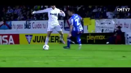 Cristiano Ronaldo Ai Se Eu Te Pego 2011-2012