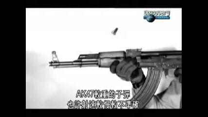 Ak 47 vs M16