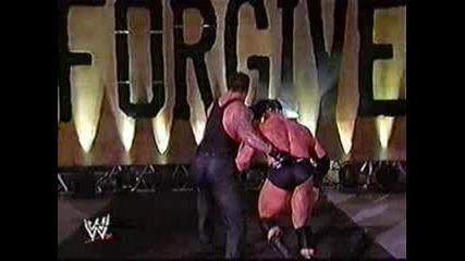 Wwe - Undertaker Fucks Up Brock Lesnar