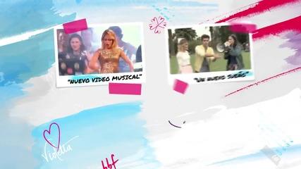 Violetta- Momento Musical- Violetta canta -te creo-