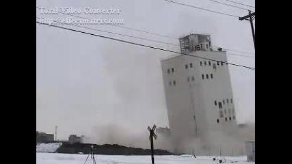 Почти Срутена Сграда