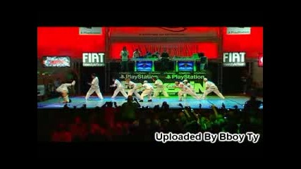 Boty 2007 - Extreme Crew - International