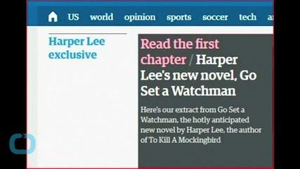 Harper Lee's Attorney Recalls Finding 'Watchman Manuscript