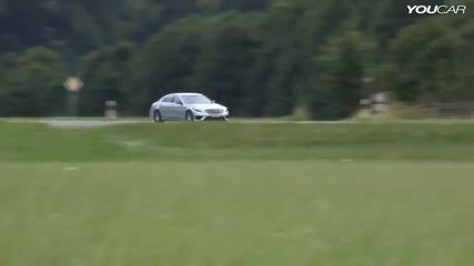 Екстравагантен уникат - Mercedes S63 ///// A M G