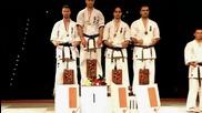 Българският химн закри Европейското първенство по карате Шинкиокушин в Полша