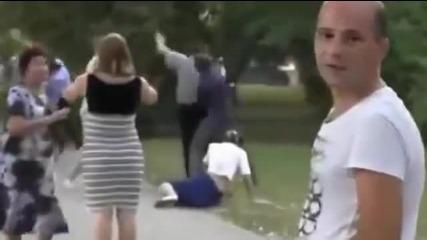 Най - зверският бой по време на сватба [part 2]