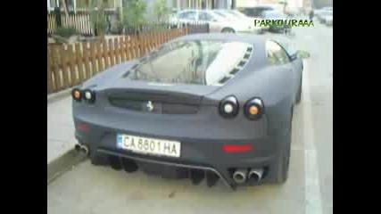 Ferrari F430 С Много Як Цвят В София !