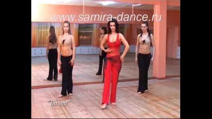 Урок 3 по bally dance