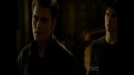 Tvd Damon kiss