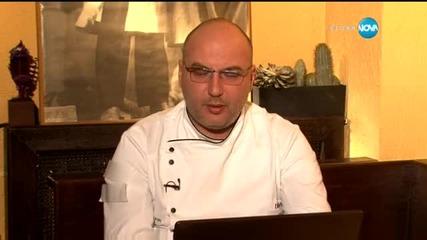Подготовката на Бориса Тютюнджиева - Черешката на тортата (12.02.2016)