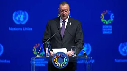 Turkey: Aliyev accuses Armenia chemical weapon use during Nagorno-Karabakh conflict