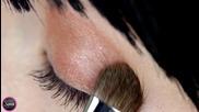 Четки за грим Sigma E55 за нанасяне върху подвижния клепач / E55 - Eye Shading Brush - makeup5.com
