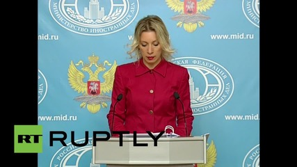 Russia: Foreign Ministry tackles the Syrian Observatory of Human Rights