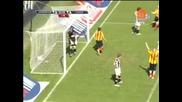 03.05 Ювентус - Лече 2:2 Кастиьо изравнителен гол в 93 минута