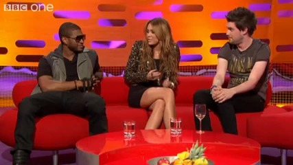 Youtube - Miley Cyrus_s new boyfriend - The Graham Norton Show preview - Bbc One