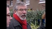 Националистите в Ирландия искат  диалог  за спиране на насилието