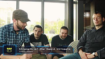 Български гейм награди - Номинации: Strength of the Sword Ultimate