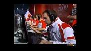 Fnatic vs Again (2626) @ Wcg2009 - Overtime de nuke!