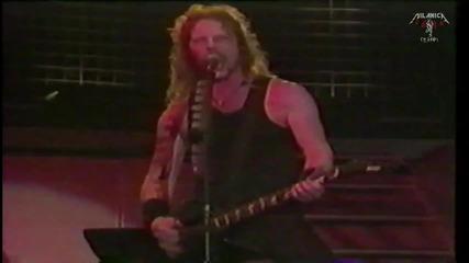 Metallica - Whiplash - Moscow 1991 1080p!!!!