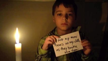 Това е моята история (гласа на едно сирийско момче)