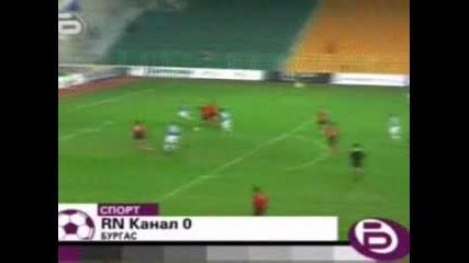 Черноморец - Марек 1:0