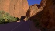 """Проломът Тодга в Атласките планини (""""Без багаж"""" еп.163 трейлър)."""