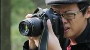 Battle of the Bokeh Nikon 105mm Micro vs Canon 100mm Macro