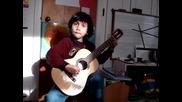 Невероятно дете свири на китара ( Талант 2 )