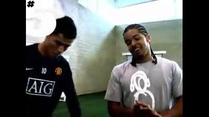 Яки футболни трикове от Кристияно Роналдо