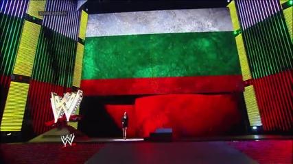 Гордост! Българинът Александър Русев дебютира в Smackdown!