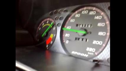 Honda Civic B16 Turbo