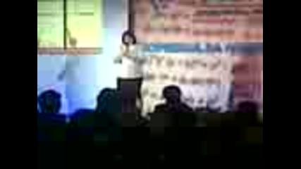 Д-р Таня Паунова(vision Balkan-2011)