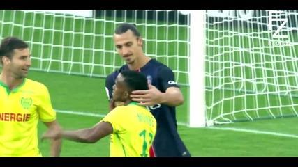 Zlatan Ibrahimovic - най-лудите моменти