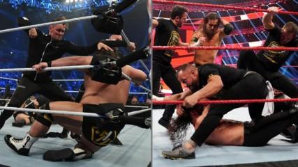 NXT UK entsendet seine Truppen  – Das Beste aus WWE, 11. Nov. 2019