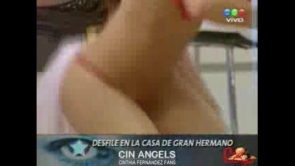 Big Brother Аржентина много готина мацка
