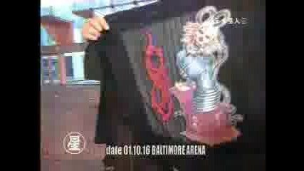Slipknot - Before The Concert Baltimore