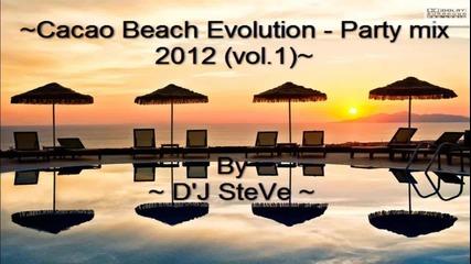 Cacao Beach Evolution - Party Mix 2012 (vol.1)
