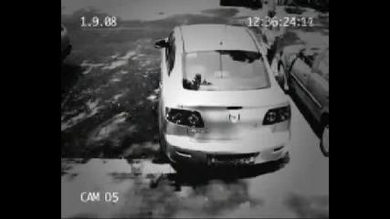 Хитра кражба на автомобил