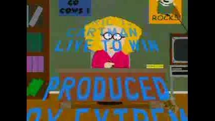 South Park - Eric Cartman - Live To Win