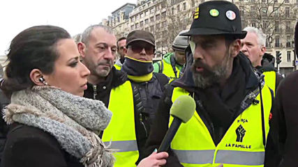 France: Prominent Yellow Vest activist calls on Macron to debate protesters *PARTNER CONTENT*